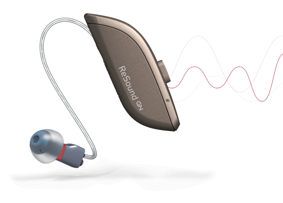 Resound ONE Hearing Aid Launch Image