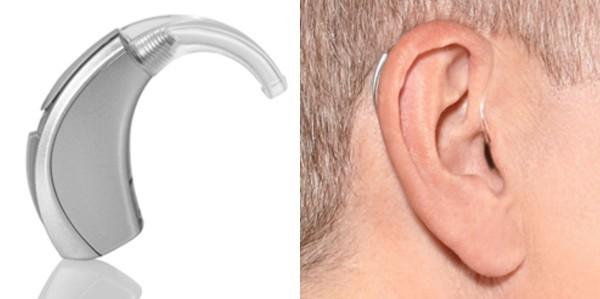 Behind The Ear Hearing Aids BTE