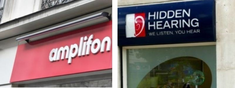 Amplifon Pulls Out of Scotland Stores