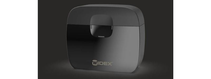 Widex Charge n Clean Charger