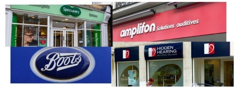 Hearing Aid Retailers UK