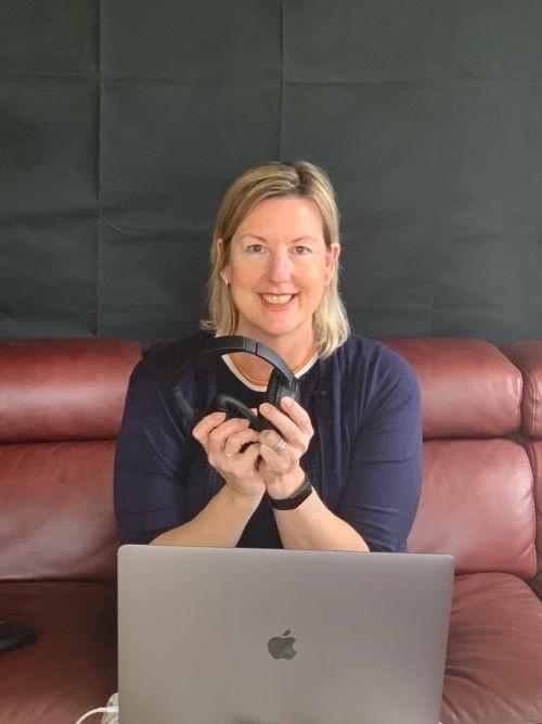 Lesley Weatherson Director Of Lipspeaker UK