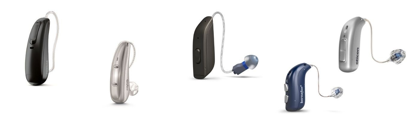 Top 5 hearing aids of 2020/2021