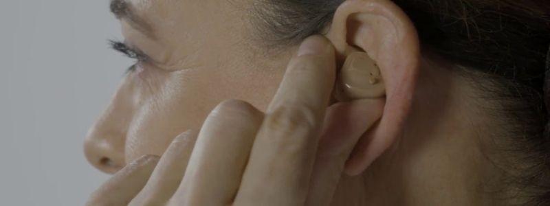 ITE Hearing Aid